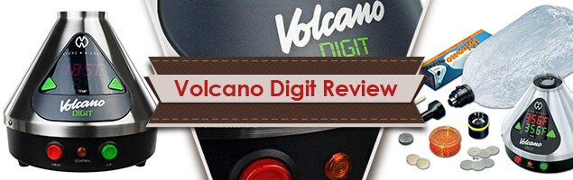 Volcano Digit Vaporizer Review – Powerful, Sturdy But Noisy