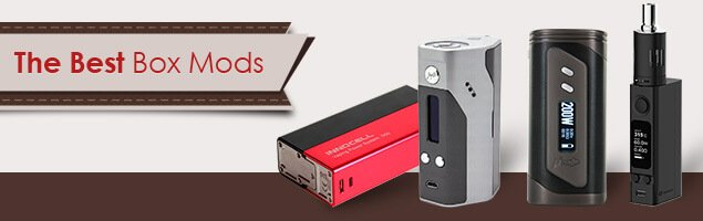 The Best Box Mods
