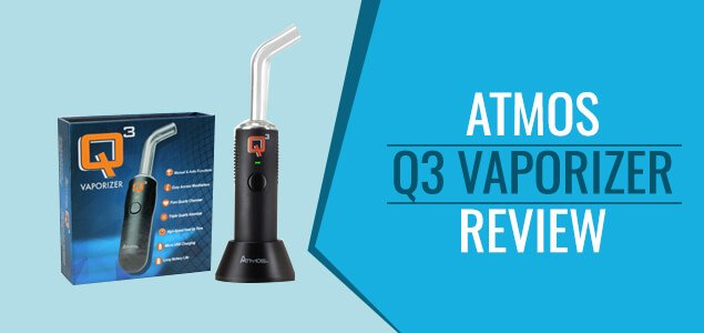Atmos Q3 Vaporizer Review – An Easy and Portable Dab Pen