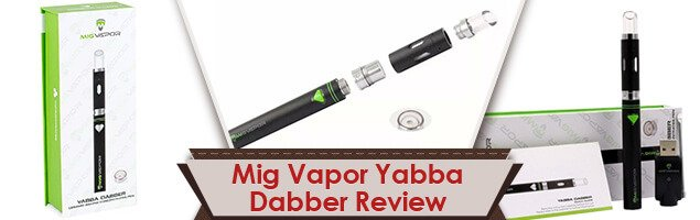 Mig Vapor Yabba Dabber Review: So Simple and Customizable