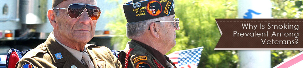 Why Is Smoking Prevalent Among Veterans