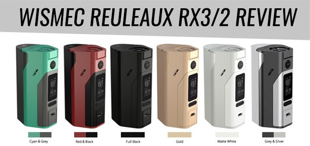 Wismec Reuleaux RX23 Review