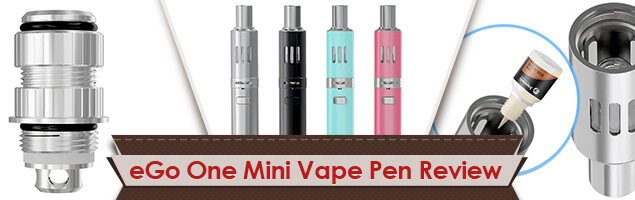 eGo One Mini Vape Pen Review – Sub-Ohm Vaping in a Simple Build