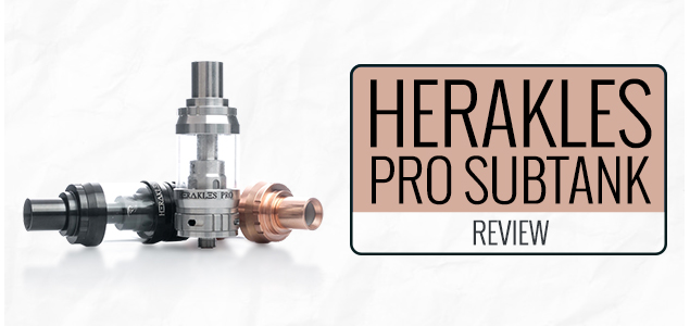 Herakles Pro Subtank Review