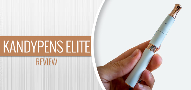 KANDYPENS ELITE Review – Elegant Pen for Dab Lovers