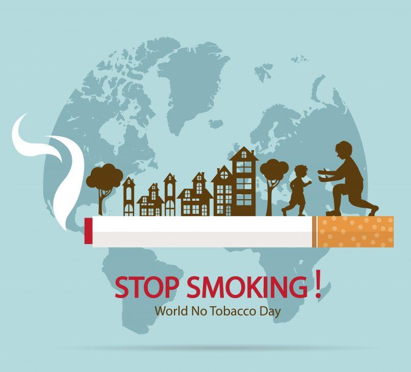 stop smoking rate in Australiia