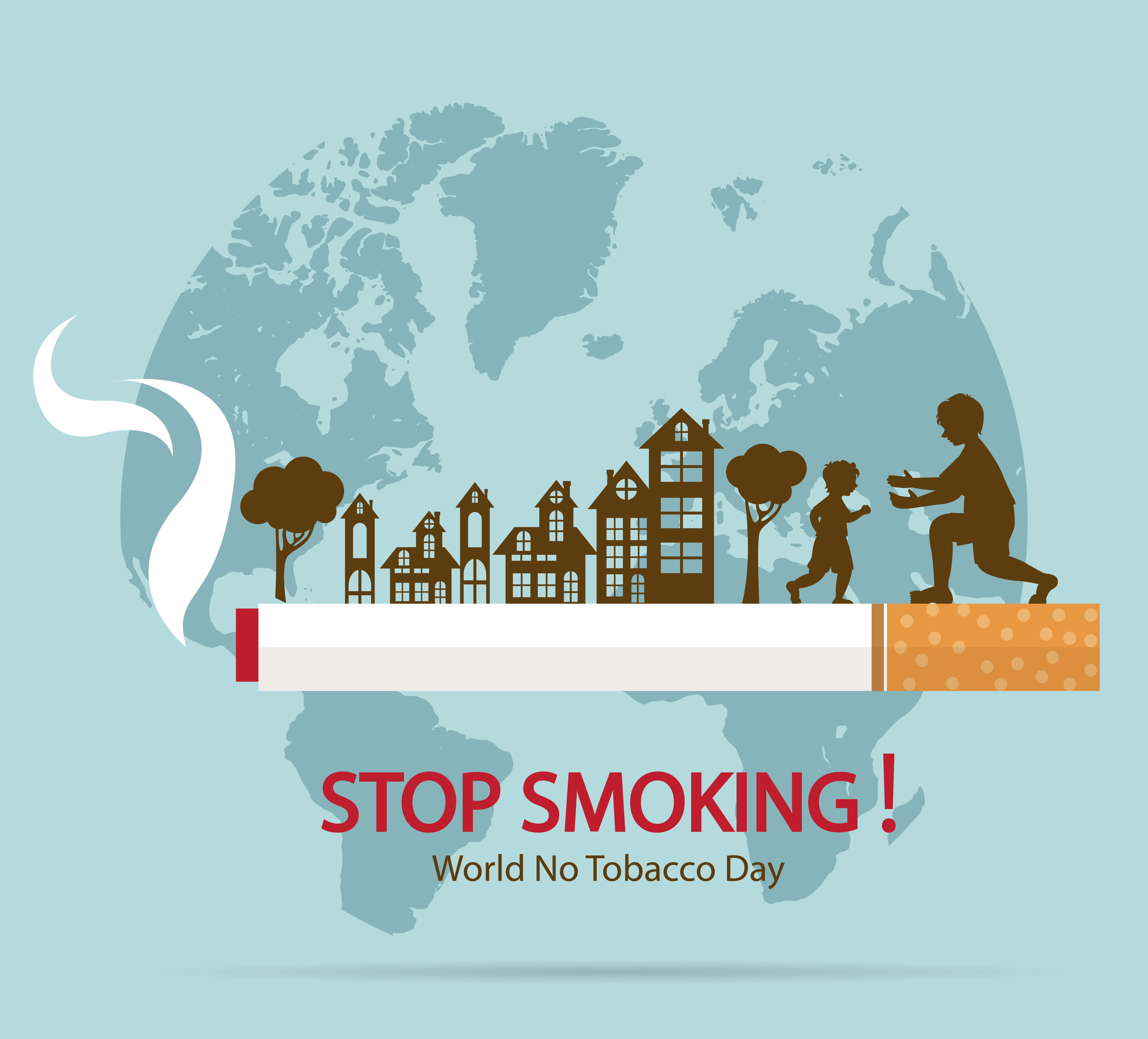 stop smoking rate in Australiia