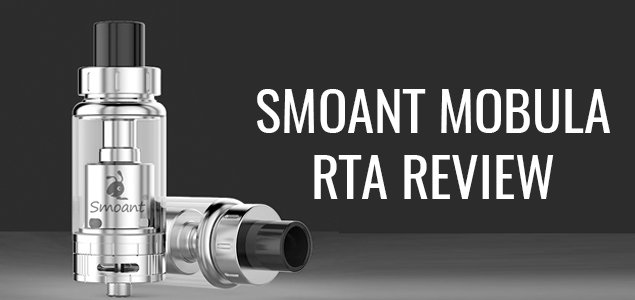 Smoant Mobula RTA Review