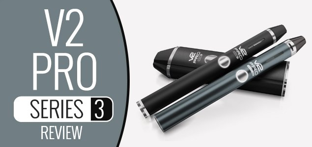 V2 Pro Series 3 Review – A Quality Vape Pen