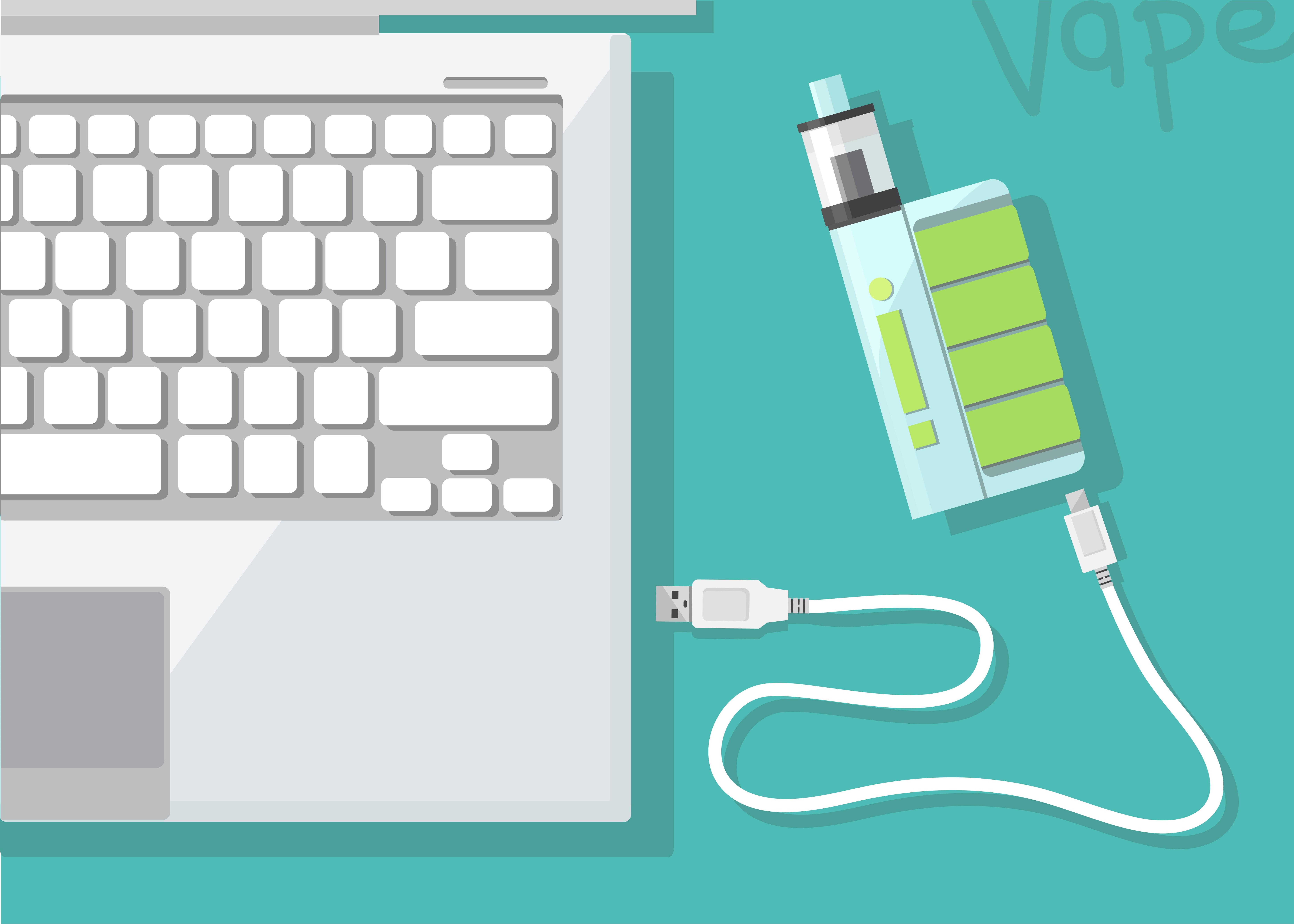 hacking e-cigs
