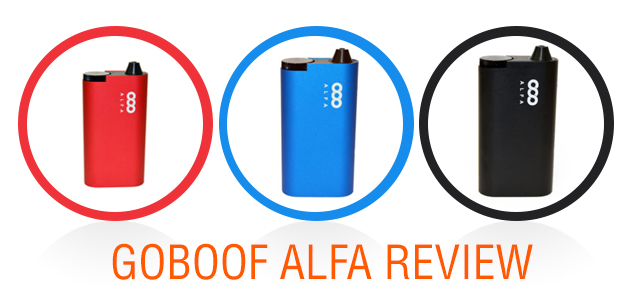 Goboof Alfa Review – Super Compact Vape for Your Herbs