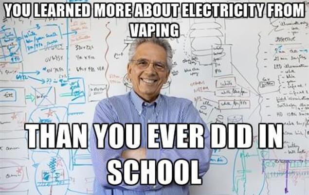 Proffesor meme