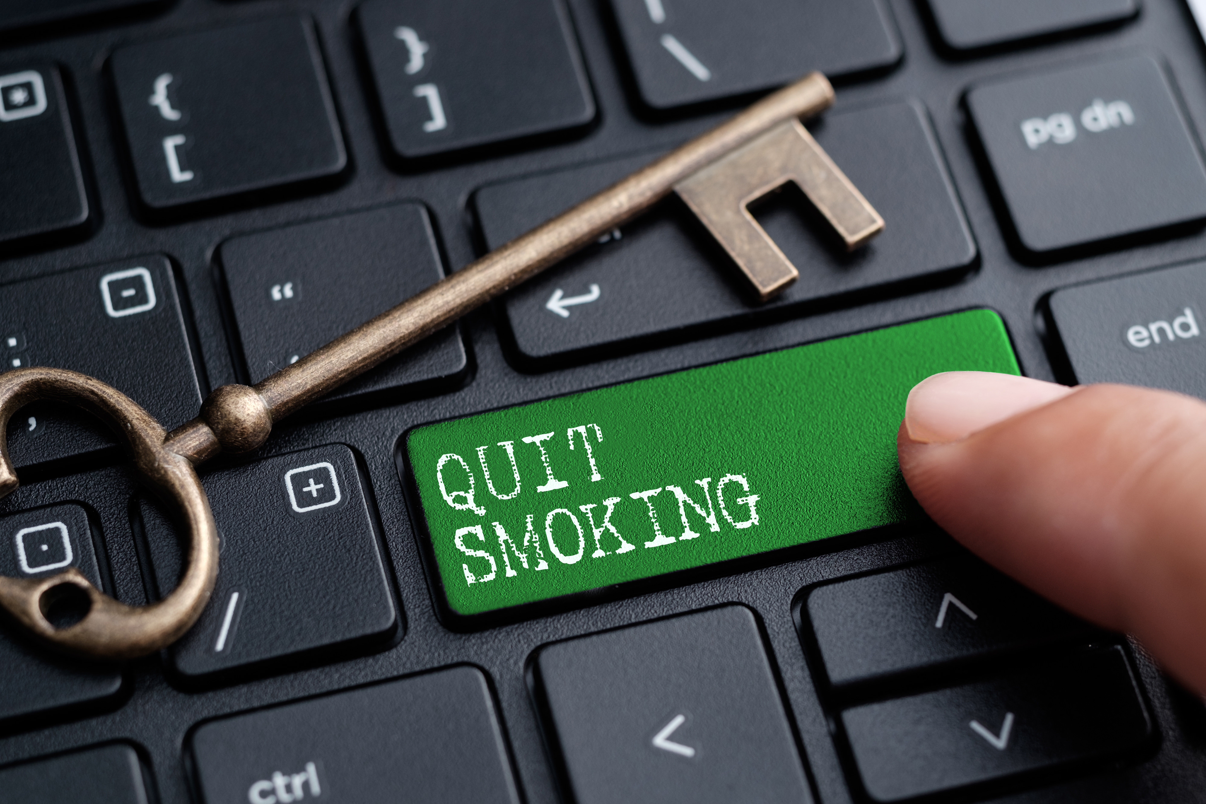 Get Free Quit Smoking products