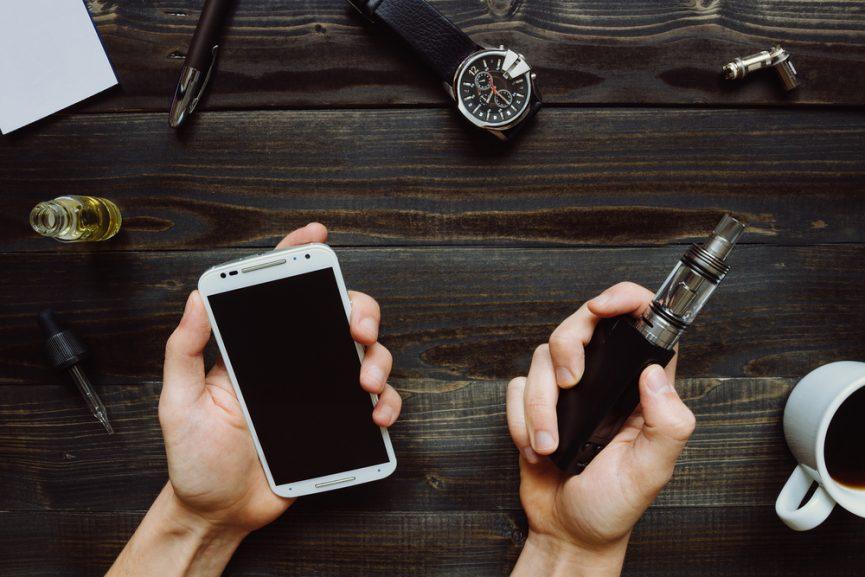 vapor apps for mobiles