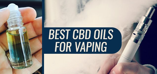 Best CBD E-liquids for Vaping