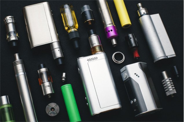 vaping devices and accessories