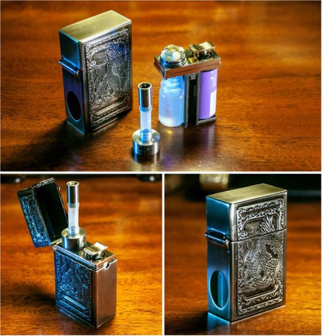 the vappo vaporizer