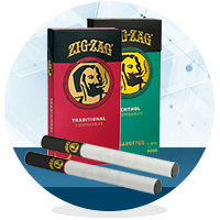 ZigZag Disposable E-Cigs
