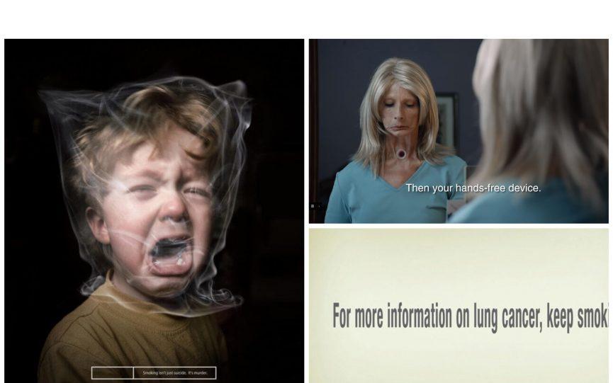 Most Interesting Anti-Smoking adverts