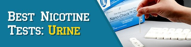 Nicotine Testing – Complete Guide and Best Nicotine Tests Reviewed