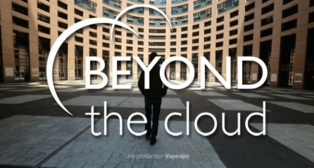 Beyond the cloud poster
