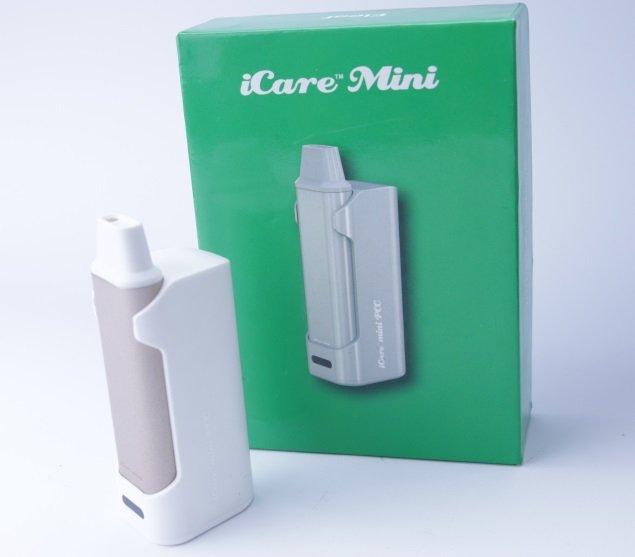 Eleaf iCare Mini and the box