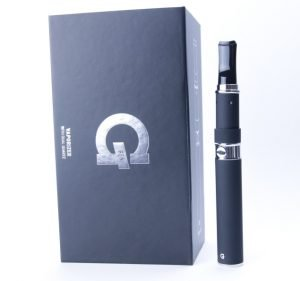 G Pen Vaporizer (Dual Quartz) and the box