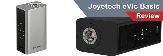 Joyetech-eVic-Basic-Review