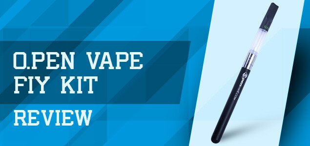 O.PEN Vape FIY KIT Review