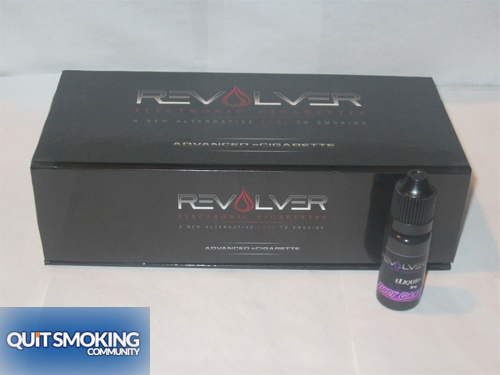 Revolver Electronic Cigarettes Review – The Full Kit