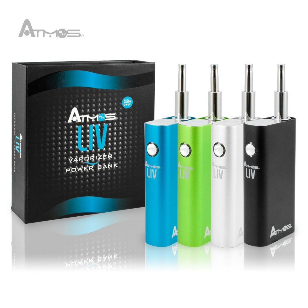 atmos liv portable vaporizer review