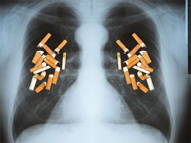 Smoker's Lungs and How to Save Them - Vaping Daily