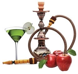 double apple hookah vaporfi