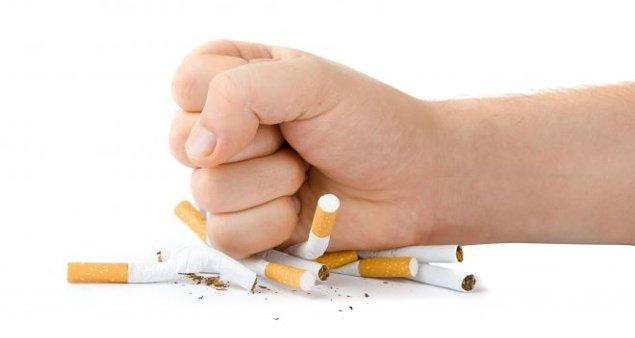 hard to quit smoking