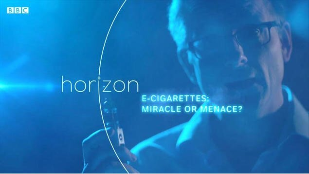 horizon e-cigarettes miracle menace poster