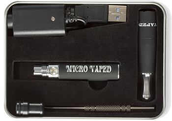 Micro Vaped Essential Oil Vape pen Kit Contents