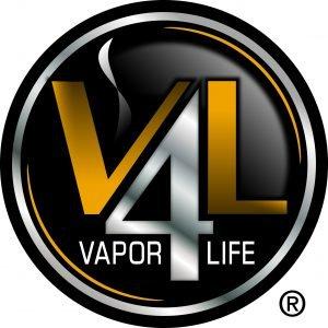 vapor 4 life logo