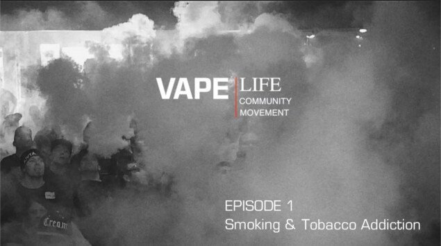 vape life part 1 poster