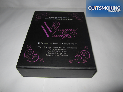 vaping vamps box