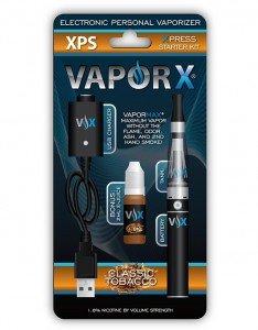 vapor x kit