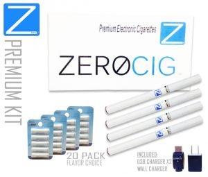 zero cig starter kit