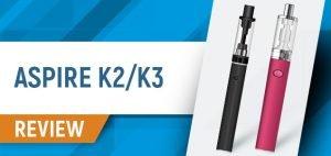 Aspire K2,K3 Review