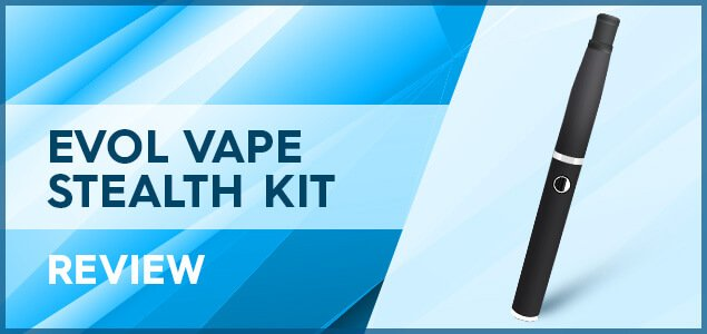 Evol Vape Stealth Kit Vape Review: Vape Below the Radar