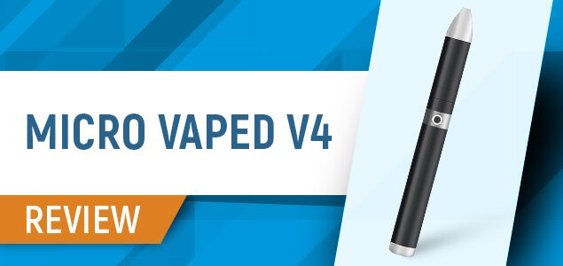 Micro Vaped V4 Wax Pen Review: Didn't Expect to Vape Like This