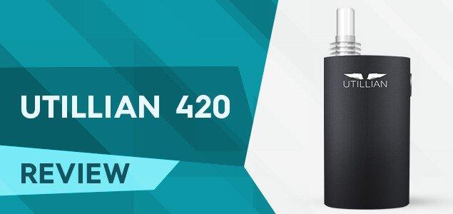 Utillian 420 Vape Review