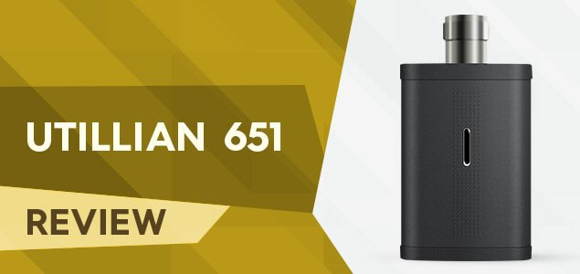 Utillian 651 Vape Review