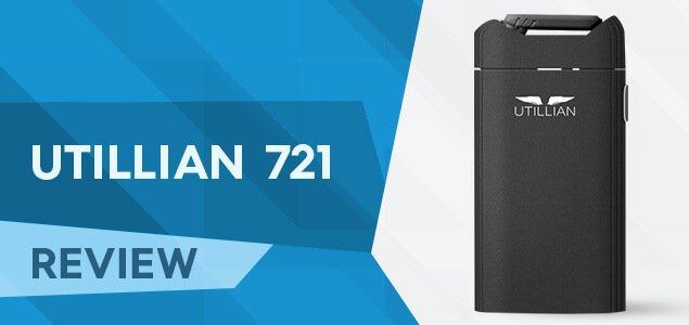 Utillian 721 Vape Review