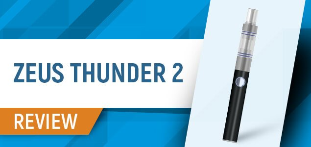 ZeusThunder 2 Wax Pen Review: Stole the Vape Thunder