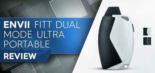 ENVII FITT DUAL MODE ULTRA PORTABLE Review