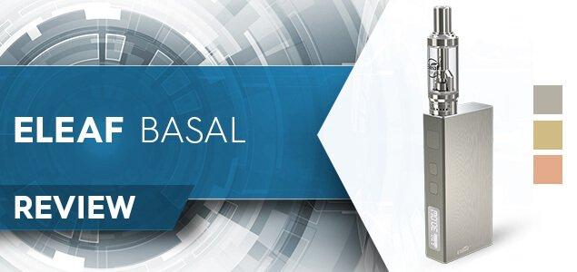 Eleaf BASAL Review